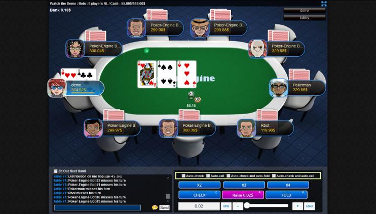пополнить счет в покер онлайн